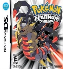 3541 - Pokemon Platinum Version (US) ROM